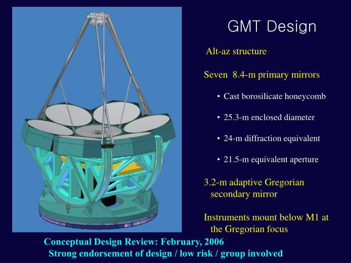 GMT Design