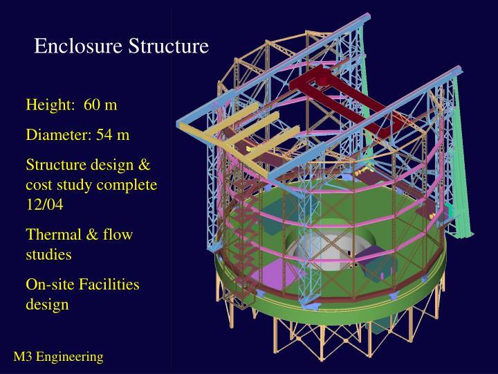 Enclosure Structure