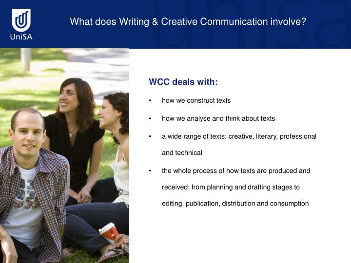 WCC deals with:
