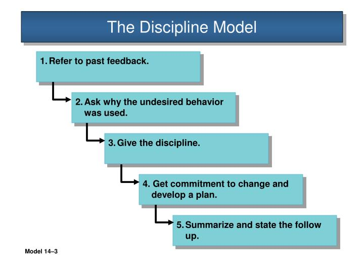 The Discipline Model