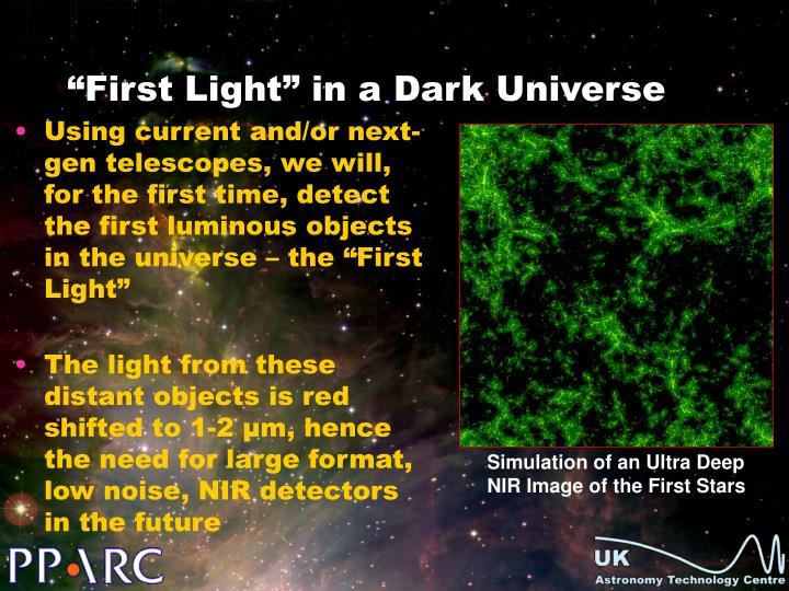 Simulation of an Ultra Deep