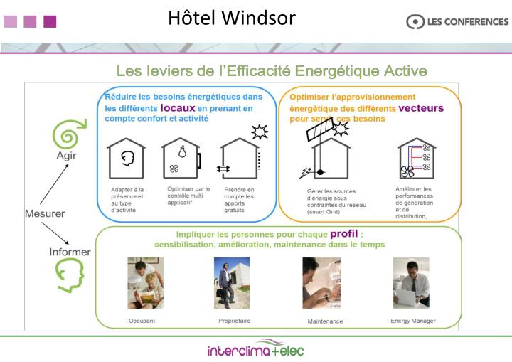 Hôtel Windsor