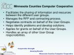 minnesota counties computer cooperative1