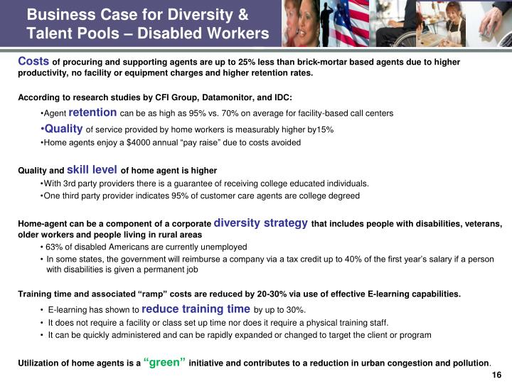 Business Case for Diversity &