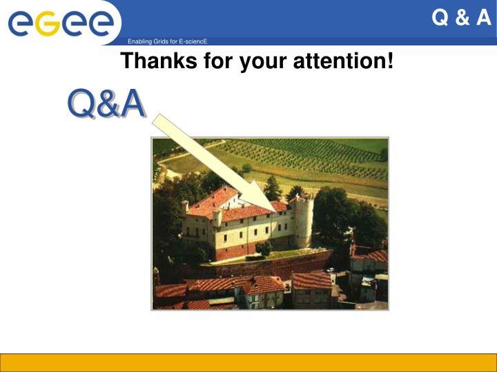 EGEE User Forum, CERN, 01-03.03.2006
