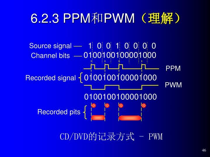 6.2.3 PPM