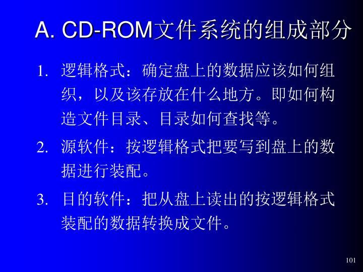 A. CD-ROM