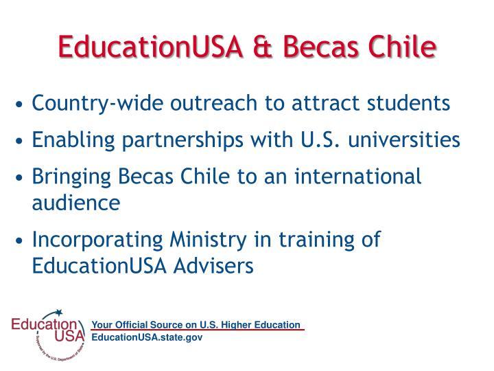 EducationUSA & Becas Chile