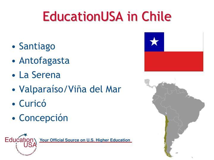 EducationUSA in Chile