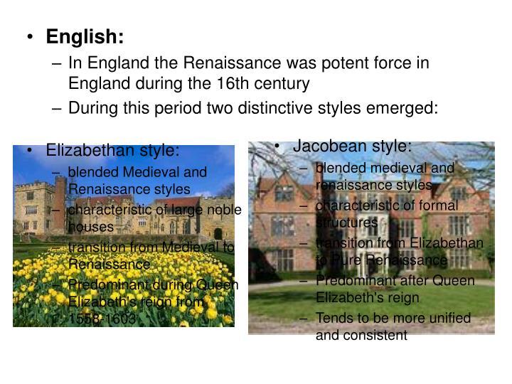 English:
