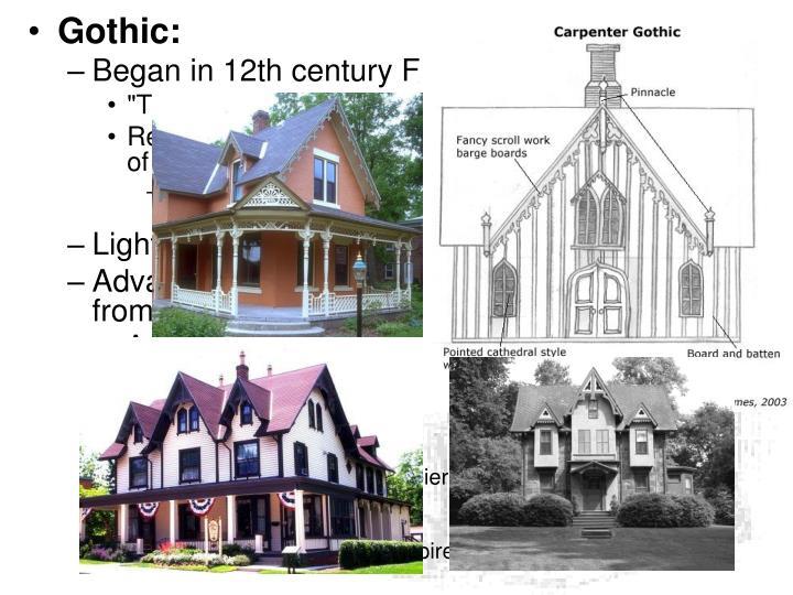 Gothic: