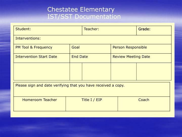 Chestatee Elementary