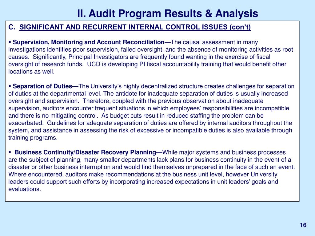 PPT - Annual Report on Internal Audit Activities 2007-08