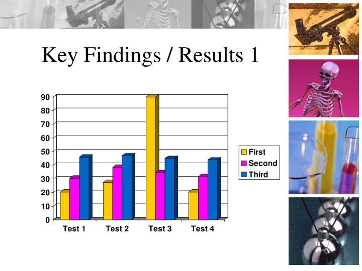 Key Findings / Results 1