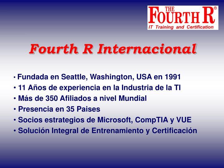 Fourth R Internacional