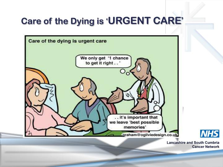 Care of the Dying is