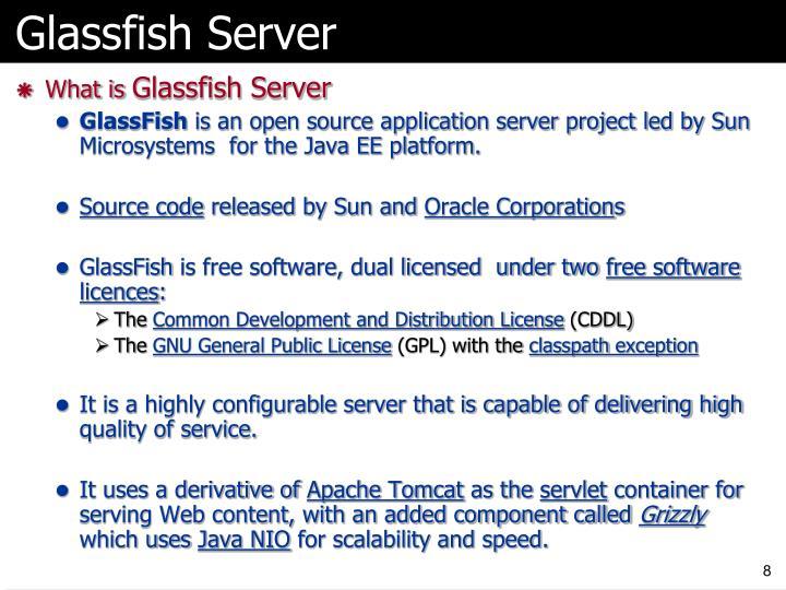 Glassfish Server