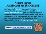 apprenticeships american river college1