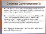 corporate governance con t1