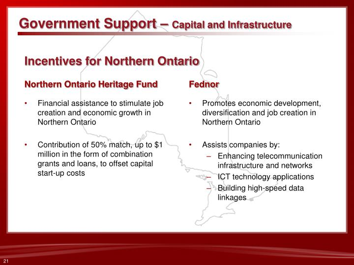 Northern Ontario Heritage Fund