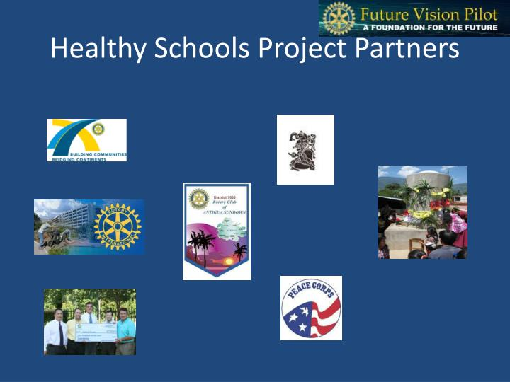 Healthy Schools Project Partners