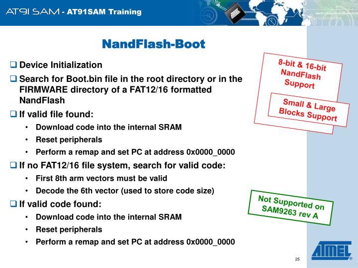 NandFlash-Boot