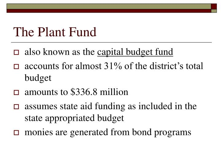 The Plant Fund