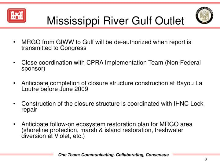 Mississippi River Gulf Outlet