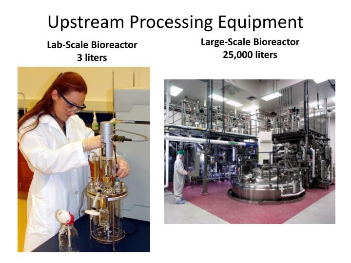 Upstream Processing Equipment
