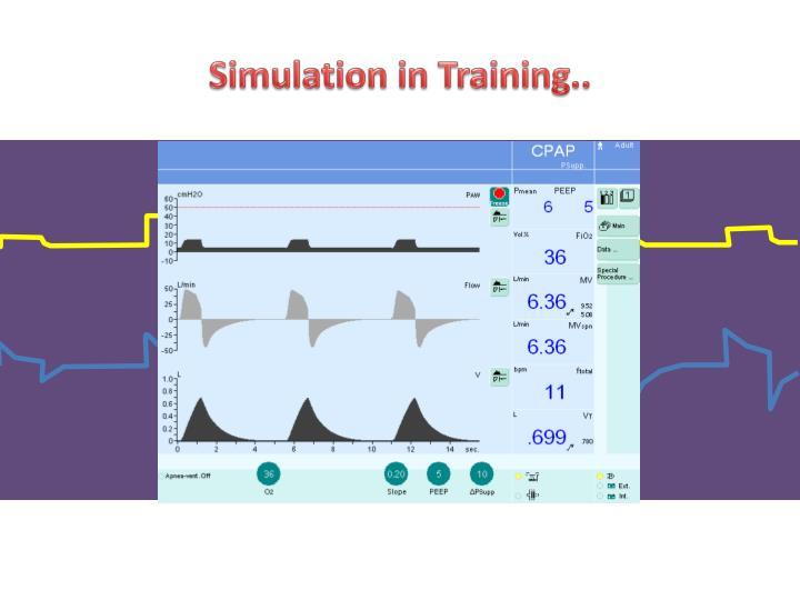 Simulation in
