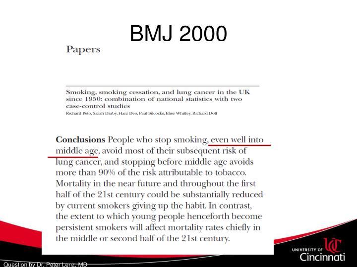 BMJ 2000
