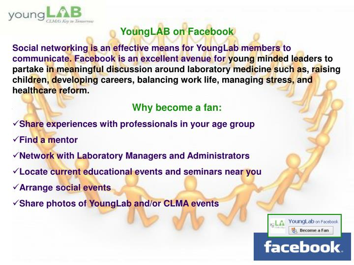 YoungLAB on Facebook