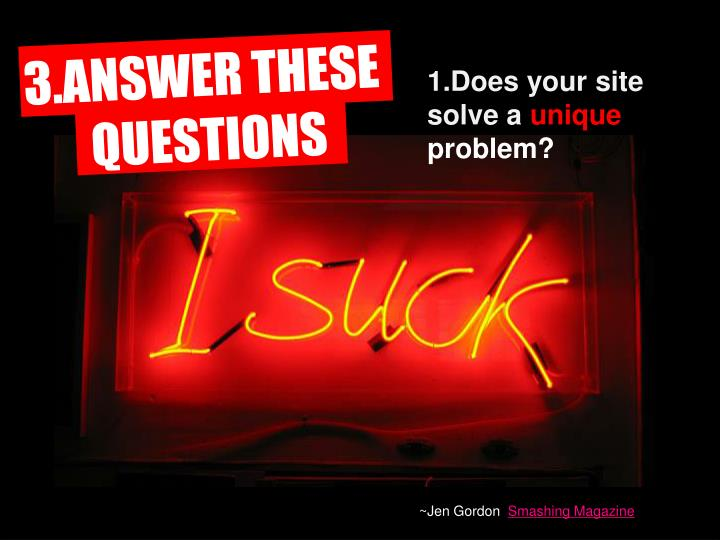 3.ANSWER THESE