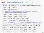 grip fundamental properties of n p n p