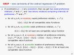 grip new contraints of the ordinal regression lp problem2