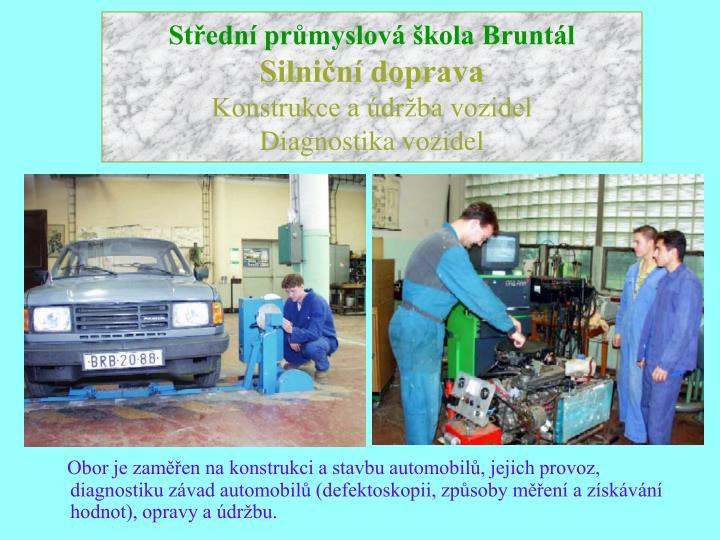 Střední průmyslová škola Bruntál