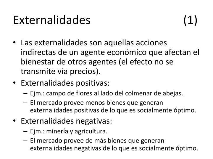 Externalidades(1)