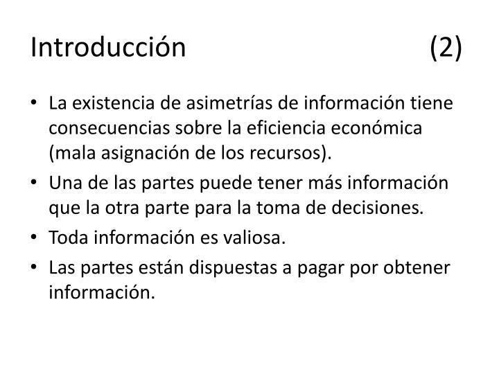 Introducción(2)