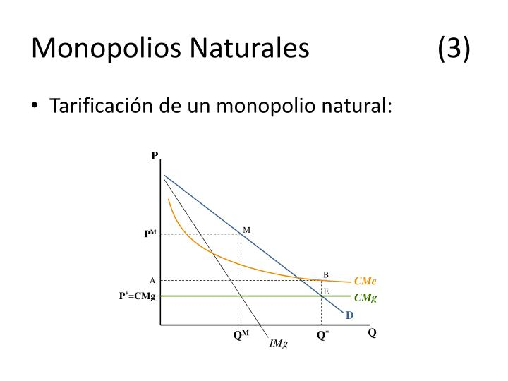 Monopolios Naturales(3)