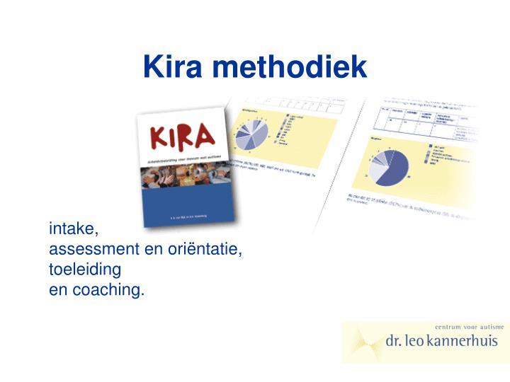 Kira methodiek