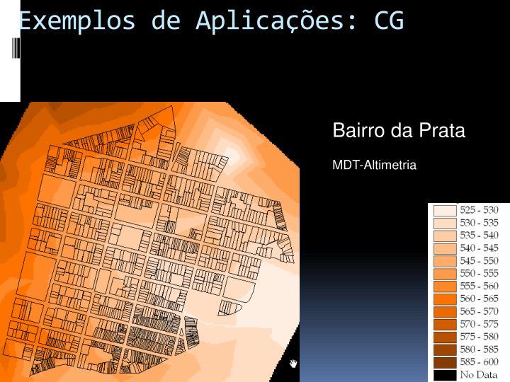 Exemplos de aplica es cg2