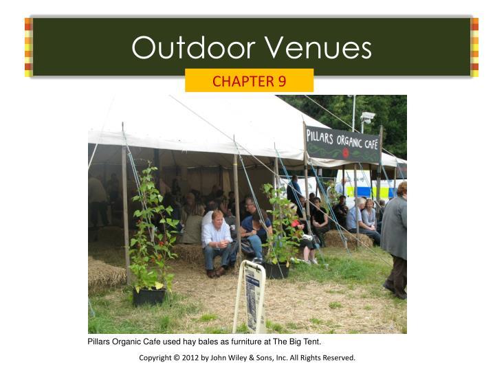 Outdoor Venues