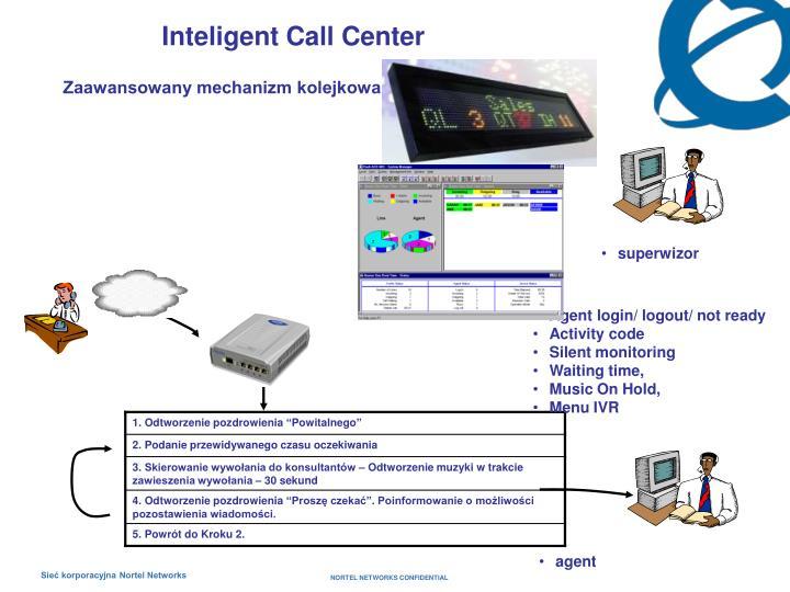 Inteligent Call Center
