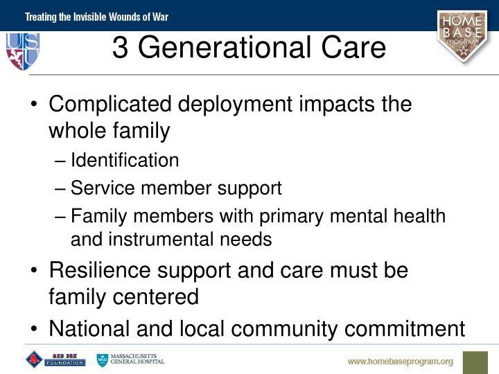3 Generational Care