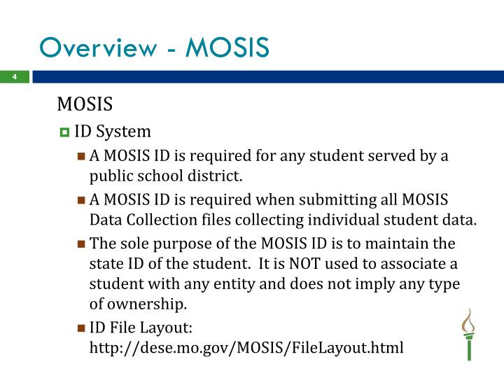 Overview - MOSIS