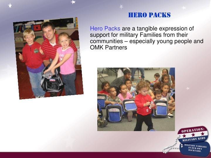 Hero Packs