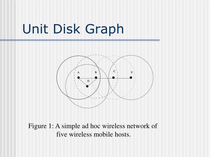 Unit Disk Graph
