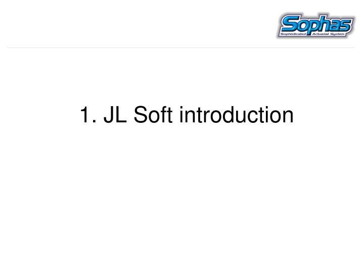 1. JL Soft introduction