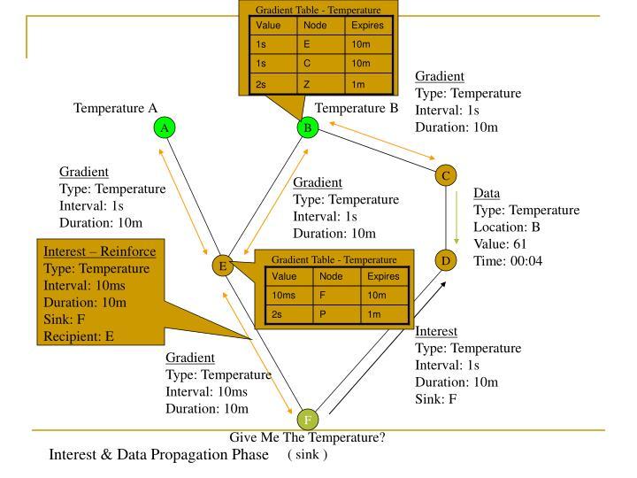 Gradient Table - Temperature