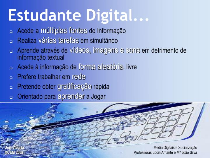 Estudante Digital...